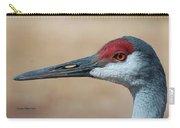 Sandhill Crane 8 Carry-all Pouch