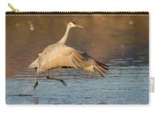 Sandhill Crane Dance Carry-all Pouch