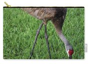 Sandhill Crane II Carry-all Pouch