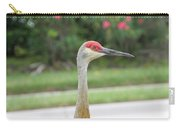 Sandhill Crane In Sarasota Carry-all Pouch