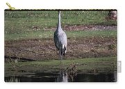 Sandhill Crane Soloing Carry-all Pouch