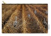 Sandhill Cranes - Cornfield Carry-all Pouch