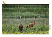 Sandhill Cranes II Carry-all Pouch