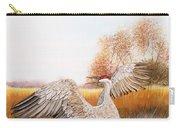 Sandhill Cranes-jp3161 Carry-all Pouch