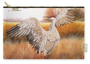 Sandhill Cranes-jp3163 Carry-all Pouch