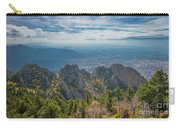 Sandia Crest In Fall Carry-all Pouch