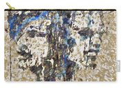 Sandsey Beaches Fragmented Carry-all Pouch