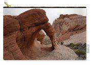 Sandstone Arches Valley Of Fire Carry-all Pouch