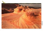 Sandstone Dragon Portrait View Carry-all Pouch