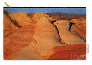 Sandstone Formations In Valley Of Fire State Park Nevada Carry-all Pouch by Dave Welling
