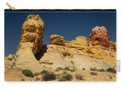 Sandstone Fortress Valley Of Fire Carry-all Pouch