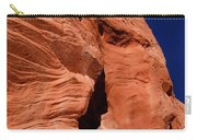 Sandstone Moon Carry-all Pouch