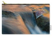 Sandstone Reflections Carry-all Pouch by Mike  Dawson