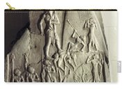 Sandstone Stele Carry-all Pouch