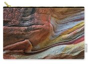 Sandstone Strata - Abstract Carry-all Pouch