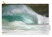 Sandy Beach Shorebreak Carry-all Pouch