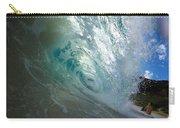 Sandy Cascade Carry-all Pouch