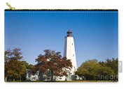 Sandy Hook Lighthouse Carry-all Pouch