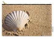 Sandy Shell Carry-all Pouch by Jorgo Photography - Wall Art Gallery