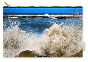 Sandy Surf Splash Carry-all Pouch