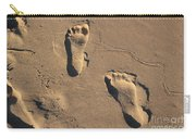 Sandy Toes Carry-all Pouch
