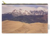Sangre De Cristo Mountains And The Great Sand Dunes Carry-all Pouch