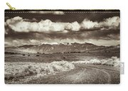 Sangre De Cristo Mountains Carry-all Pouch