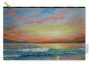 Sangria Beach Carry-all Pouch