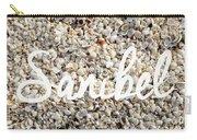 Sanibel Island Seashells Carry-all Pouch