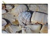 Sanibel Island Seashells Iv Carry-all Pouch