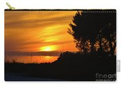 Sanibel Island Sunset Two Carry-all Pouch