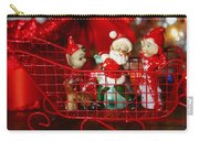 Santa And His Elves Carry-all Pouch
