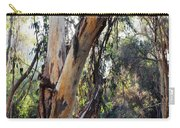 Santa Barbara Eucalyptus Forest Carry-all Pouch