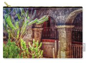 Santa Barbara Mission Carry-all Pouch