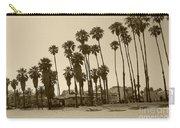 Santa Barbara Palms Carry-all Pouch