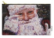 Santa Chat Carry-all Pouch