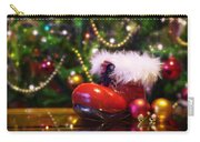 Santa-claus Boot Carry-all Pouch