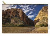 Santa Elena Canyon 1 Carry-all Pouch