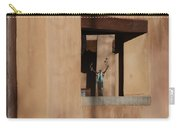 Santa Fe Adobe Window Carry-all Pouch