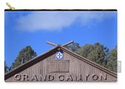 Santa Fe At The Grand Canyon Carry-all Pouch