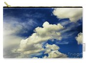 Santa Fe Clouds Carry-all Pouch