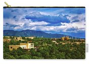Santa Fe New Mexico Carry-all Pouch
