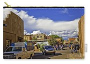 Santa Fe Plaza 2 Carry-all Pouch