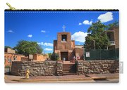 Santa Fe - San Miguel Chapel 6 Carry-all Pouch