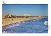 Santa Monica Beach Carry-all Pouch