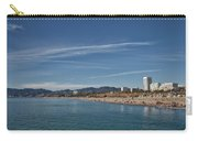 Santa Monica From Pier Carry-all Pouch