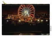 Santa Monica Pier October 18 2007  Carry-all Pouch