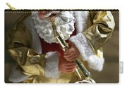 Santa Playing The Saxaphone Carry-all Pouch