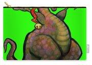 Santa Saurus Rex Carry-all Pouch