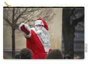 Santa Says Hello Carry-all Pouch